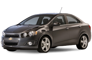 Chevrolet Aveo 1.4 - Fudeks rent a car