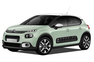 CitroenC3 feel pure tech - Fudeks rent a car