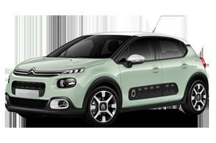 CitroenC3 feel pure tech - Fudeks rent a car
