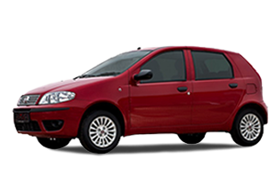 FiatPunto - Fudeks rent a car