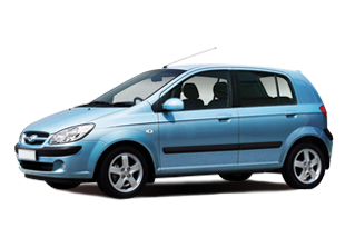 Hyundai Getz 1.2 - Fudeks rent a car