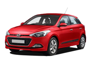 Hyundai i20 - Fudeks rent a car