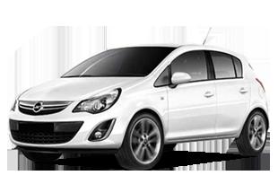 OpelCorsa 1.2 - Fudeks rent a car