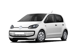 VolkswagenUp - Fudeks rent a car