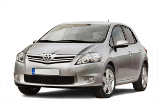 Toyota Auris 1.4 D-4D - Fudeks rent a car